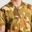 matière Chemise Manches Courtes Camouflage Malick - YMC
