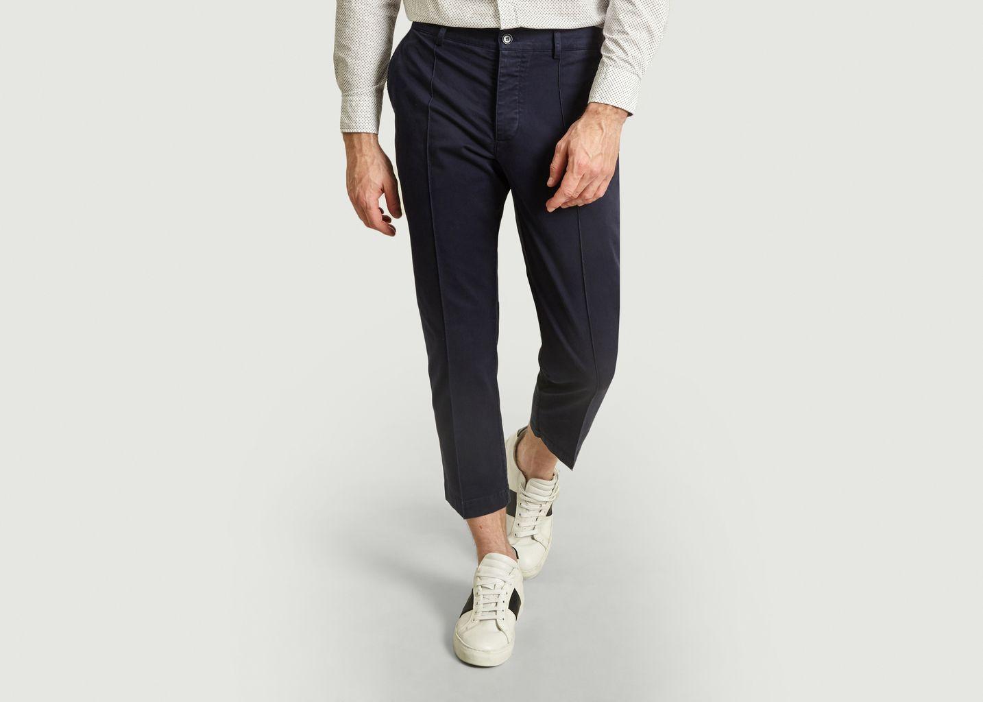 Pantalon 7/8e Hand Me Down - YMC
