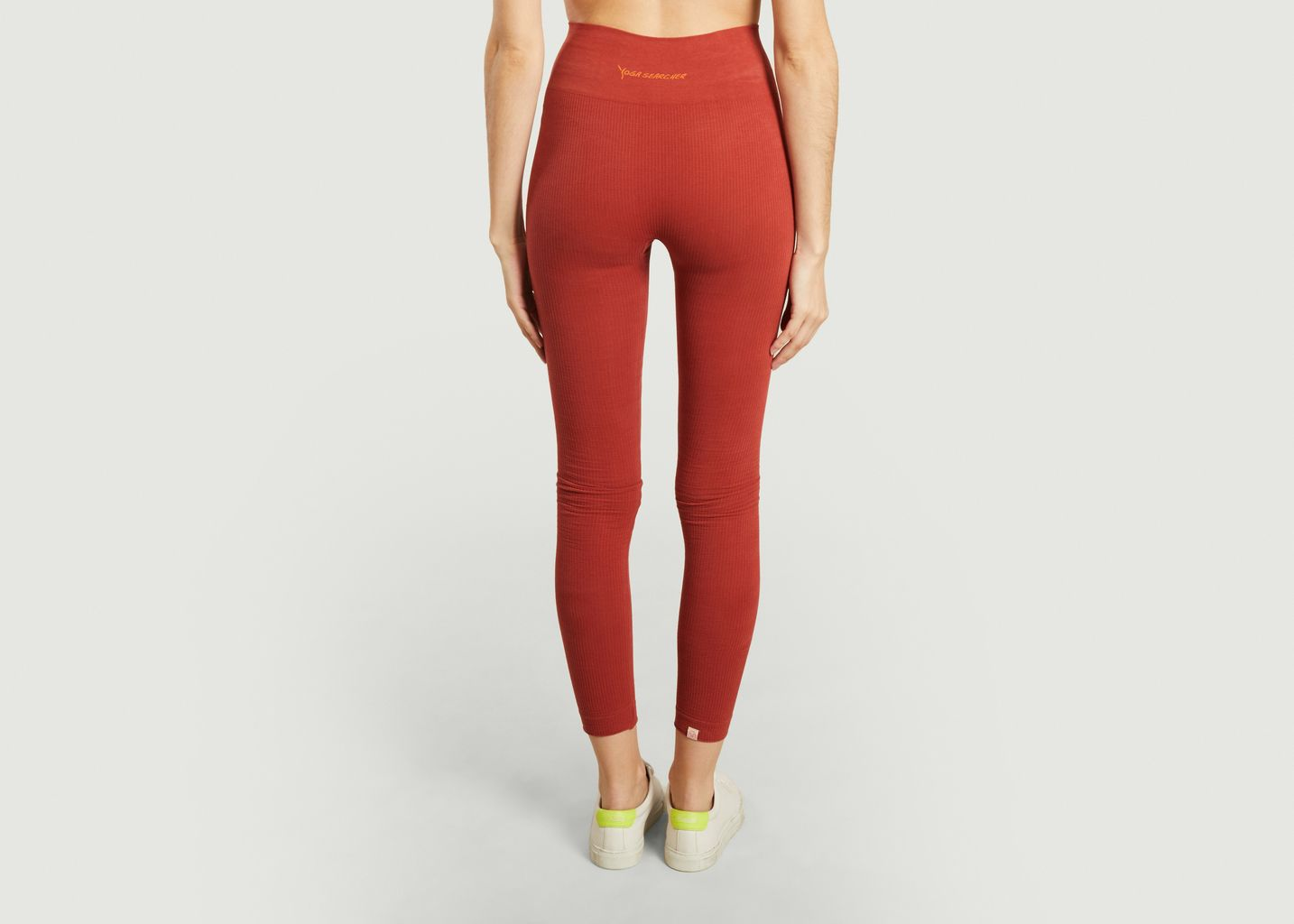 Legging de yoga maille nid d'abeille Savasana - Yoga searcher