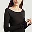 matière T-shirt manches longues de yoga Karani - Yoga searcher