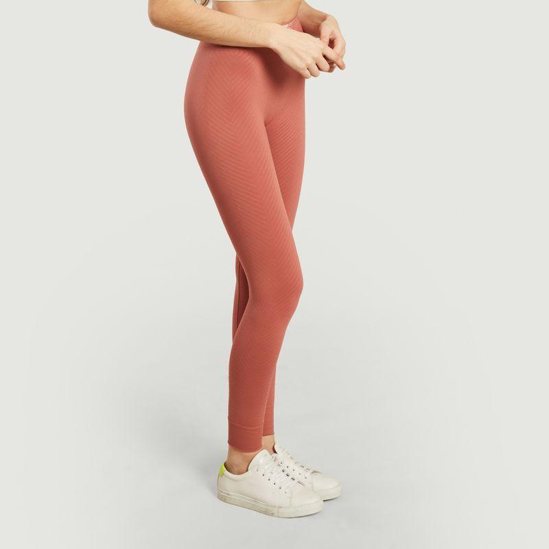Legging de yoga en fibres recyclées Galaxie - Yoga searcher