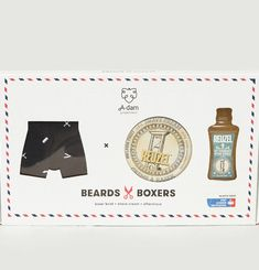 Beards and Boxers gift box