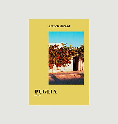 Livre A Week Abroad Puglia