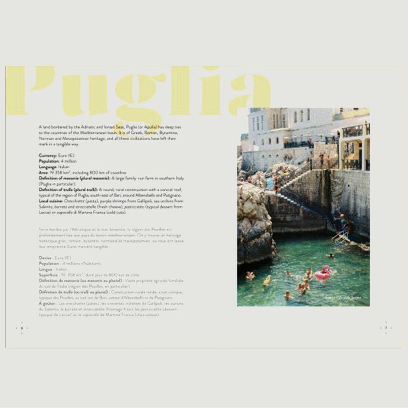 Livre A Week Abroad Puglia - A week abroad