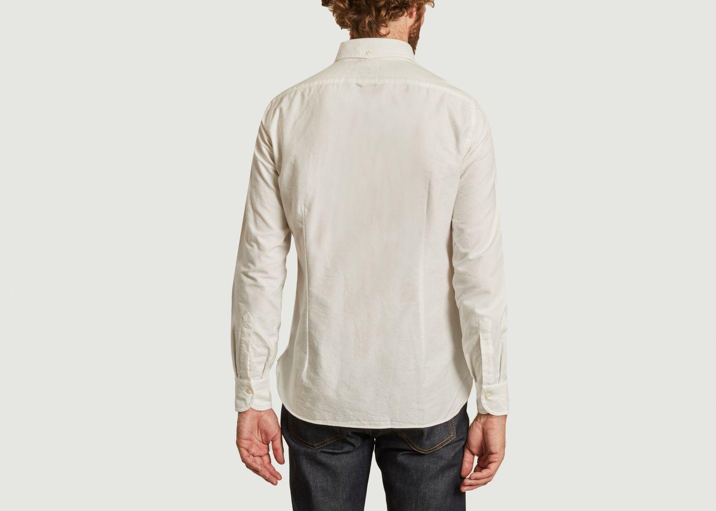 Chemise Oxford Selvedge - A.B.C.L. Garments