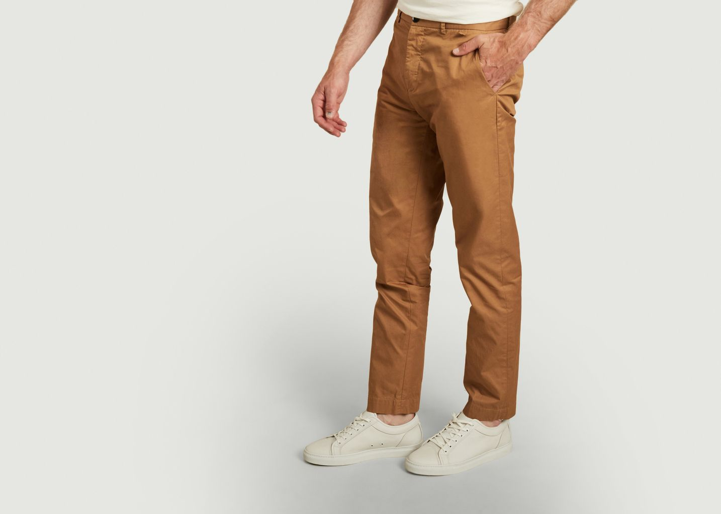 Pantalon chino Officer - A.B.C.L. Garments