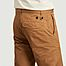 matière Pantalon chino Officer - A.B.C.L. Garments