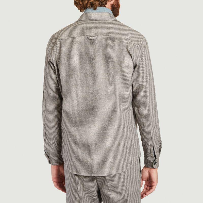Veste pied de poule - A.B.C.L. Garments