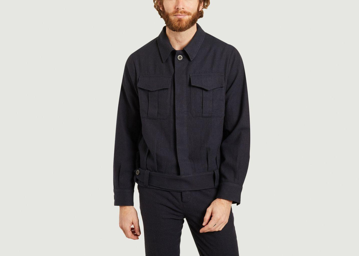 Veste Aviateur - A.B.C.L. Garments