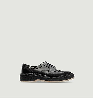 Type 158 leather brogues