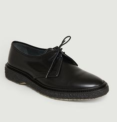 Type 1 Calfskin lLeather Derbies