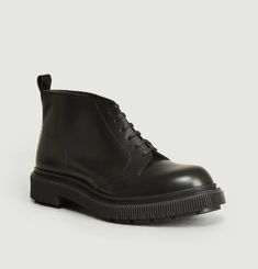 Type 121 Leather Boots