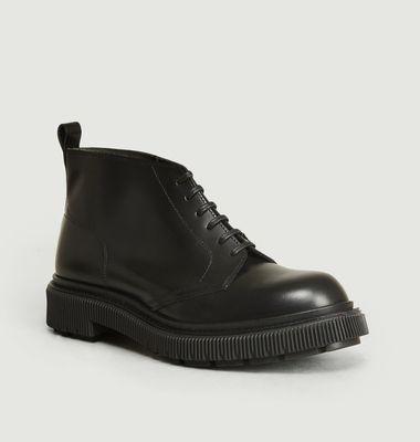 Boots En Cuir Type 121