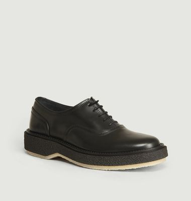 Derbies En Cuir Type 137