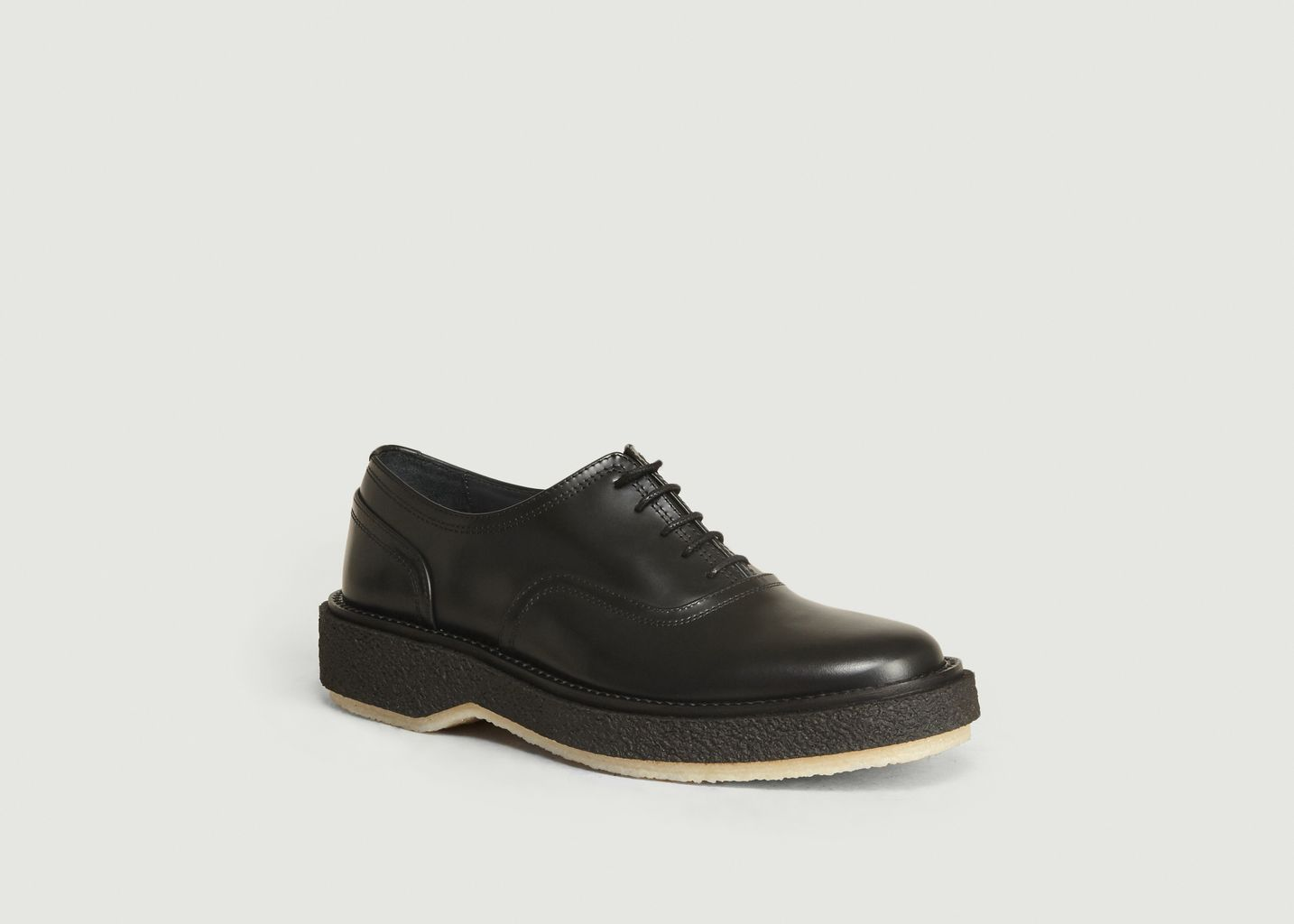 Derbies En Cuir Type 137 - Adieu