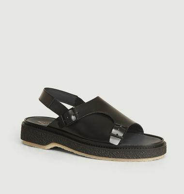 Sandales En Cuir Type 140