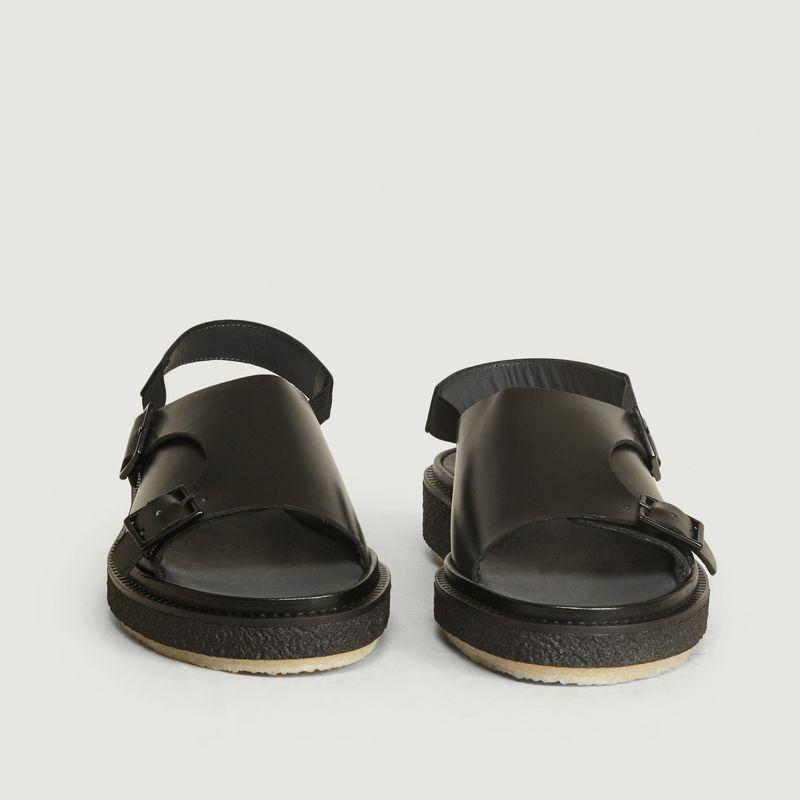 Sandales En Cuir Type 140 - Adieu