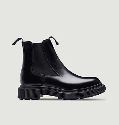 Chelsea boots en cuir Type 146 Adieu x Etudes