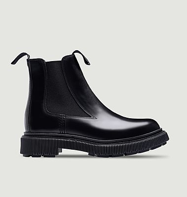 Type 146 Adieu x Etudes leather Chelsea boots