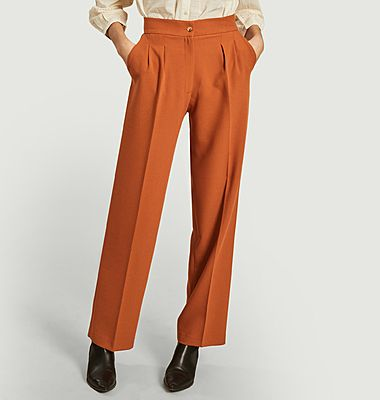 Valentina tailored trousers