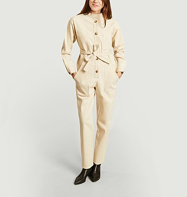 Ivory Overall