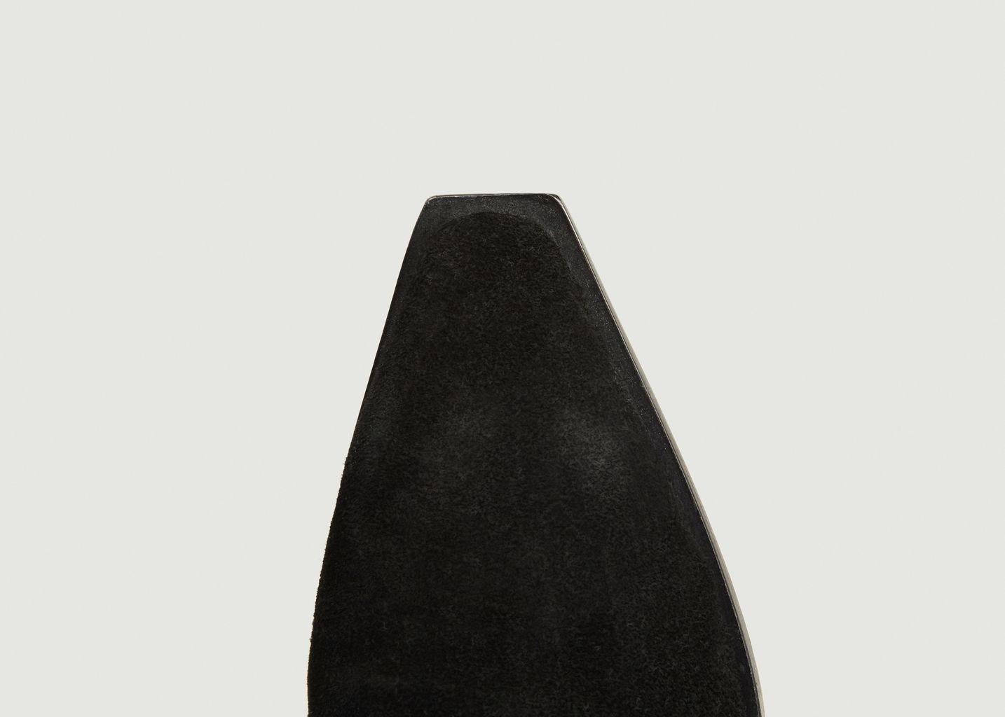 Boots Bea Daim Black  - Aeyde