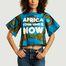 Top imprimé AYTIN Masingita - Africa your time is now