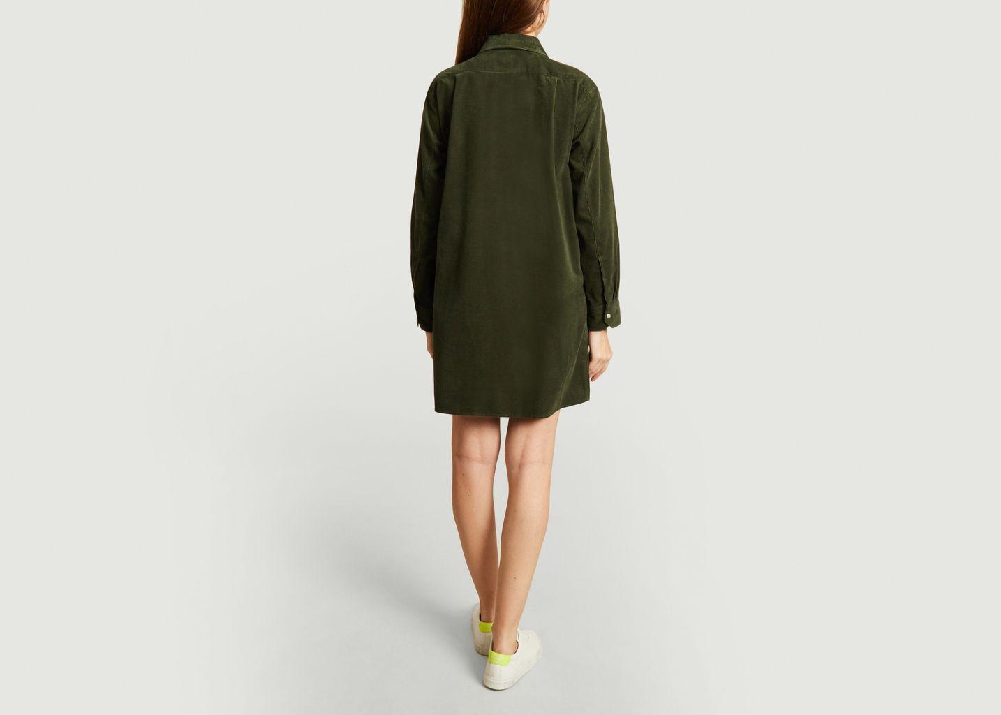 Robe chemise - agnès b.