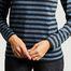matière T-shirt manches longues rayé Knox - agnès b.