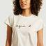 matière T-shirt Brando - agnès b.