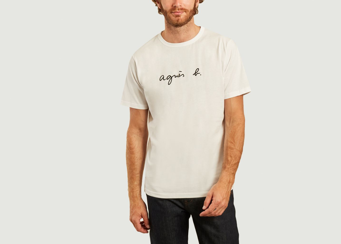T-shirt agnès b - agnès b.