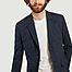 matière Checked suit jacket - agnès b.