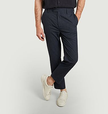 Pantalon Noamm en seersucker