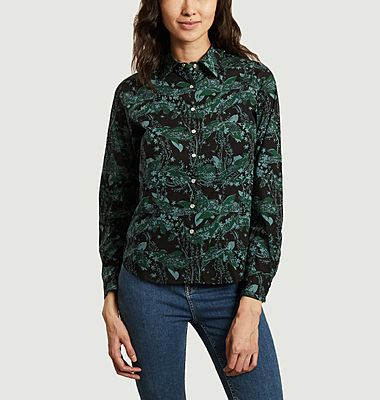 Jasmine printed shirt