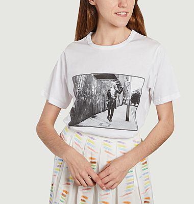 Tee-shirt mixte Yan Morvan