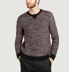 Mottled Merino Jumper
