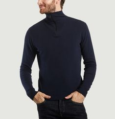 Sweat zippé ML