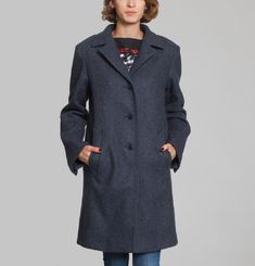 Manteau William