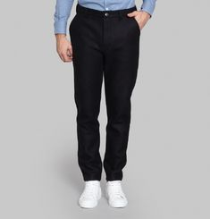 Enzo Pocket Trousers