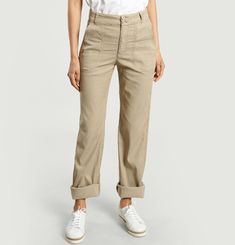 Treillis Clash Trousers