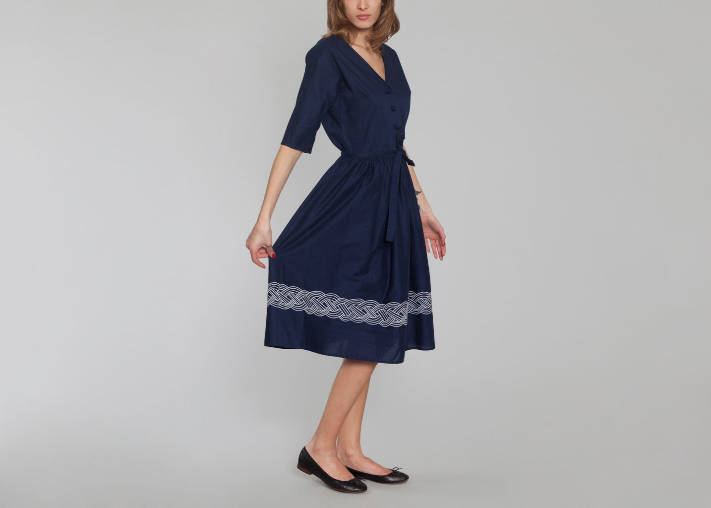 Agnes b robe cocktail