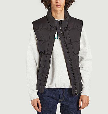 Azet x Pyrenex down jacket