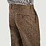 matière Pantalon à plis  - agnès b.