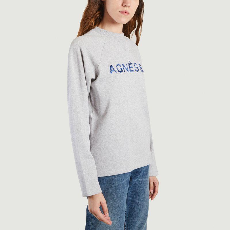 Sweatshirt Oxnard logo  - agnès b.