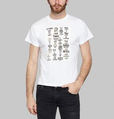 T Shirt Dash Snow
