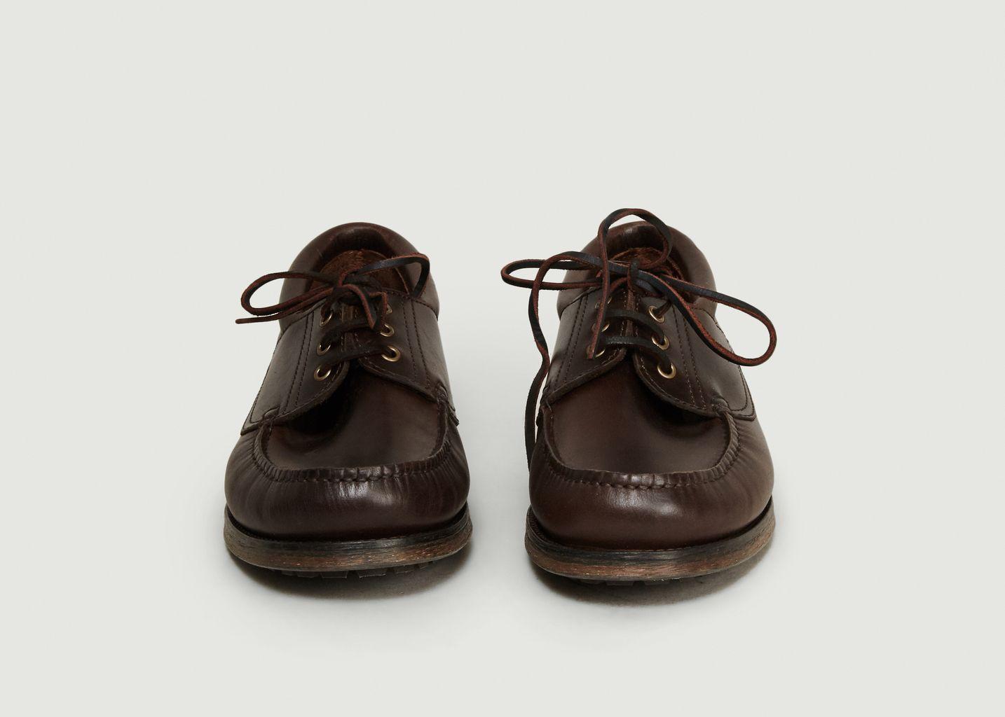 Chaussures Bateau Leon - agnès b.