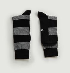 Simon Striped Socks