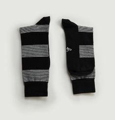 Simon Striped Socks