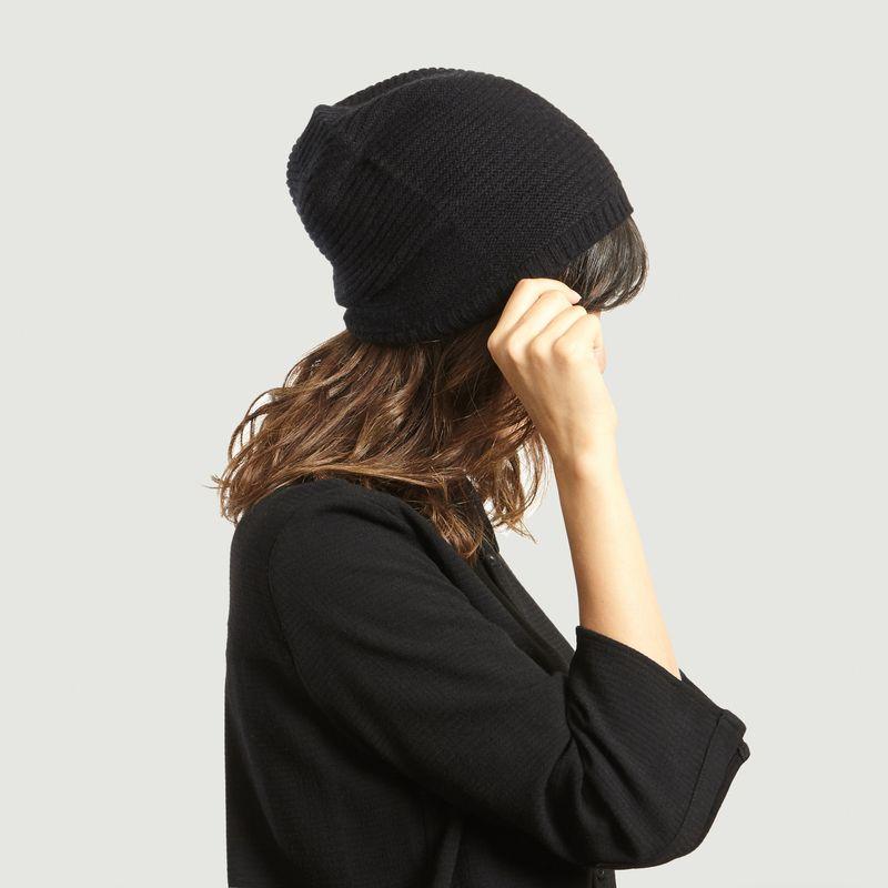 Bonnet En Cachemire Audrey - agnès b.
