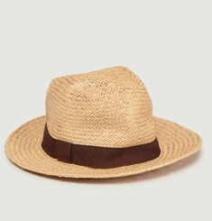Wilfried Straw Hat